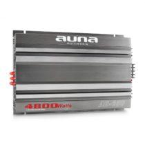6-kanálový auto-zosilňovač Auna ™ AB-650, premostiteľný,480W