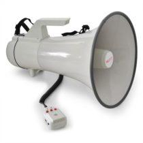 Megafón Auna, 45 W, 1,5 km, funkcia nahrávania