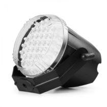Beamz LED Strobe, biely, LED stroboskopický efekt