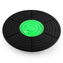 Klarfit Labyrinth Balance Board, <100kg, čierno-biela
