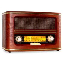 Auna BelleEpoque-1905, retro radio, AM, FM
