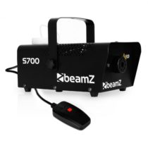 Beamz S700, 500 ml hmlovej tekutiny, 75 m3/min., dymostroj