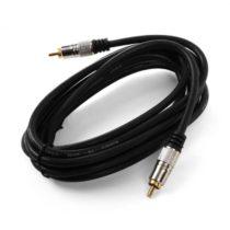 FrontStage 3m, cinch koaxiálny kábel, 75 ohmov