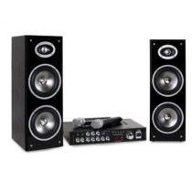 LTC Karaoke Star3 WM, karaoke set s VHF, USB, BT, Mik