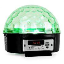Ibiza LL082LED-BT Astro 5, LED svetelný efekt so stereorepro