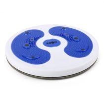 Klarfit myTwist Body Twister, rotana, masáž chodidiel, modrá