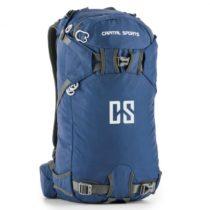Capital Sports CS 30, 30l, ruksak na šport a voľný čas, nylón odpudzujúci vodu, modrý