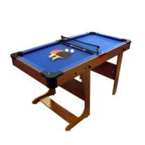 Riley PT20-6D BCE Clifton, 6´ sklopiteľný biliardový stôl s doskou pre stolný tenis