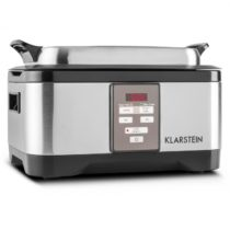 Klarstein Tastemaker Sous-vide Garer, 550 W, 6 l, elektrický hrniec, strieborný