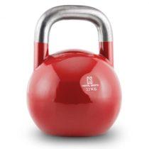 Capital Sports Compket 32, 32kg, červená, činka kettlebell, guľové závažie