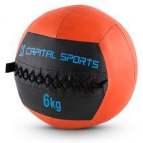 Capital Sports Epitomer Wall Ball Set, oranžový, 6 kg, koženka, 5 kusov