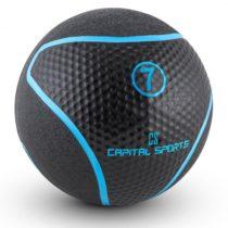 Capital Sports Medba 7, čierny, medicinbal 7kg guma