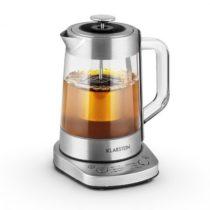 Klarstein Assam Express, varič čaju, 1.5 l, 1500 W, sitko na čaj, nerezová oceľ