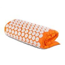 Capital Sports Relax Yantramatte, oranžová, 70x40cm, akupresúrna masážna podložka