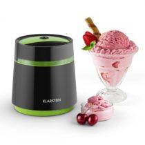 Klarstein Bacio Nero, 0,8l, čierno-zelený, zmrzlinovač