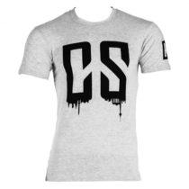 Capital Sports Beforce, veľkosť XL, sivé, tréningové tričko, pánske