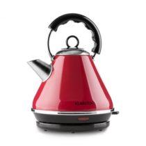 Klarstein Charlotte II, 1,7 l, 2200 W, varič vody, čajník, bezkáblový, červený
