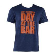 Capital Sports veľkosť L, modré, tréningové tričko, pánske