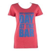 Capital Sports veľkosť L, červené, tréningové tričko, dámske
