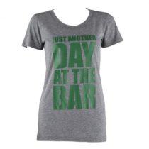 Capital Sports tréningové tričko pre ženy, sivé melírované, veľkosť XL