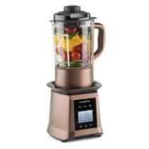 Klarstein Herakles Heat polievkový mixér, 1300W/1,7k 900W 1,75l BPA-free, sklo, farba kávy