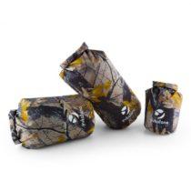 Yukatana Treckset Camo, set vodeodolných vakov, 3 kusy, 5/15/20 l, maskáčový vzor