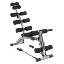 Capital Sports Sixish Core, čierny, tréning brucha, tréning tela