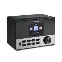 """Auna Connect 90 BK, internetové rádio, WLAN, AUX, 3,2"""" TFT farebný displej, linkový výstup,..."""
