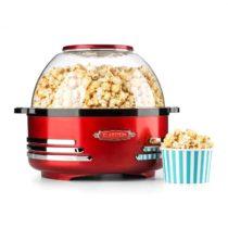 Klarstein Couchpotato, červený, popcornovač, elektrické zariadenie na prípravu popcornu