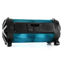 Auna Thunderstorm S, mobilný bluetooth reproduktor, 60 W max., akumulátor, USB, SD, FM, app