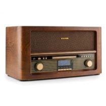 Auna Belle Epoque 1906 DAB, retro stereo systém, bluetooth, CD, USB, MP3, FM