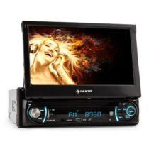 "Auna MVD 330, moniceiver, bluetooth, USB, SD, MP3, AUX, 18 cm (7"") dotykový displej"