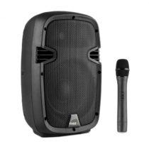 Ibiza HYBRID8VHF-BT, 300 W, aktívny PA reproduktor, bluetooth, USB, SD, VKV (VHF)