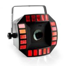 Beamz Cub4 II LED 2-in1-LED svetelný efekt Quad derby s Moonflower 64 LEDkami RGBAW