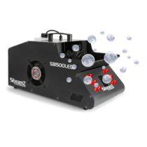 Beamz SB1500LED, 1500 W, dymostroj + bublinkovač + RGB LED svetlá, 1,35 l nádrž, DM