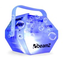 Beamz B500 LED, mydlový bublinkovač, RGB LED svetlá