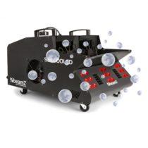 Beamz SB2000LED, 2000 W, dymostroj + bublinkovač + RGB LED svetlá, 1,35 l nádrž, DMX