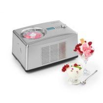 Klarstein Yo & Yummy, výrobník zmrzliny a jogurtovač, 2 v 1, 150W, 1,2 l, nerezová oceľ