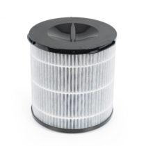 Klarstein Arosa filter, 3 komponenty, predfilter, HEPA H11, uhlíkový filter, čierny