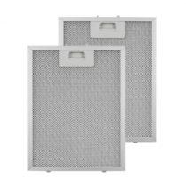 Klarstein tukový filter, náhradný filter, hliník, 24,4 x 31,3 cm, 2 kusy, príslušenstvo