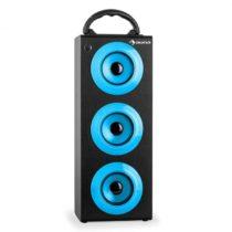 Auna Beachboy XXL, bluetooth reproduktor, USB, SD, AUX, FM, modrý