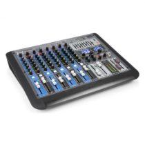 Power Dynamics PDM-S1204, mixážny pult, 12-kanálový, DSP/MP3, USB port, BT prijímač