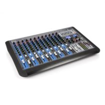Power Dynamics PDM-S1604, mixážny pult, 16-kanálový, DSP/MP3, USB port ,bluetooth prijímač