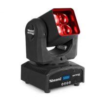 Beamz Matrix 22Z, LED pohyblivá hlava so zoomom, 4 x 10 W 4-v-1 RGBW LED diód