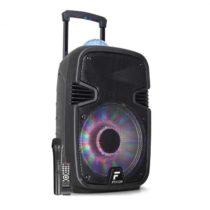 "Fenton FT12JB, aktívny reproduktor, 12"", 700 W, BT/USB/SD/MP3/AUX-In, LED, jellyball, akumu..."