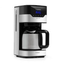 Klarstein Arabica 1.2, kávovar, 1.2 l,  EasyTouch Control, strieborný/čierny