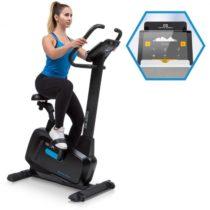 Capital Sports Evo Pro, kardio bicykel, bluetooth, app, zotrvačná hmotnosť 20 kg