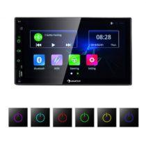 "Auna MVD-400 CP, autorádio, 7"" dotykový displej, 4 x 45 W max., BT, Android Auto, USB, 2 DI..."