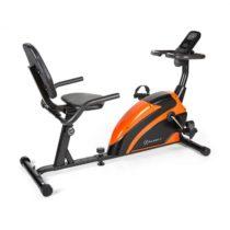 Klarfit Relaxbike 6.0 SE, ležiaci ergometer, 12 kg zotrvačná hmotnosť, magnetický odpor, 100 kg