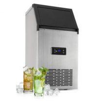 Klarstein Glacial XL, profesionálne zariadenie na výrobu kociek ľadu, 38 kg/d, 15 l, LED, ušľachtilá...
